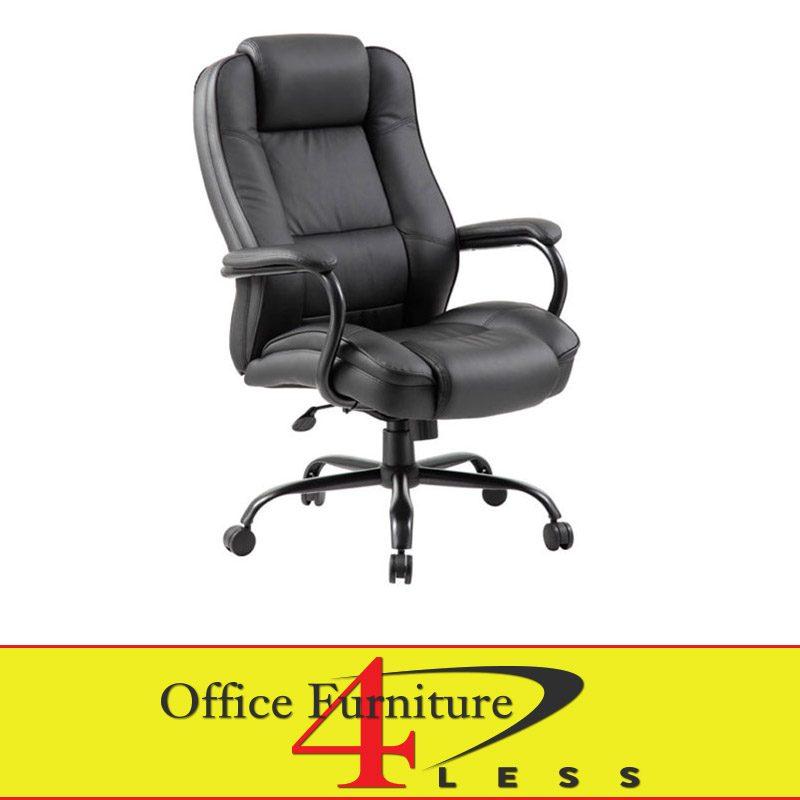 Gentil B992BK  U201cBig U0026 Tallu201d Swivel Chair ...