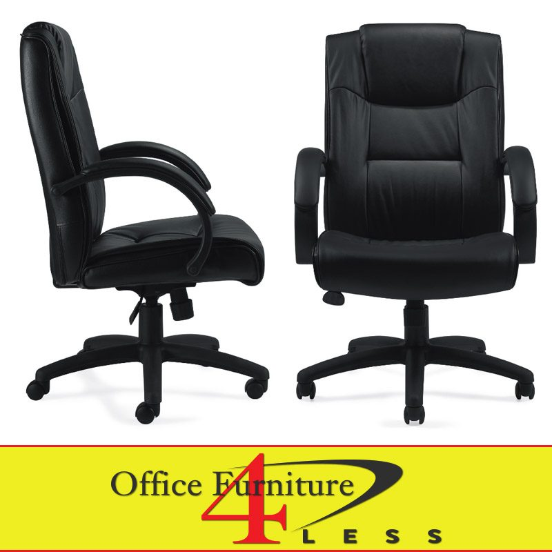 otg11618b luxhide executive chair office furniture 4