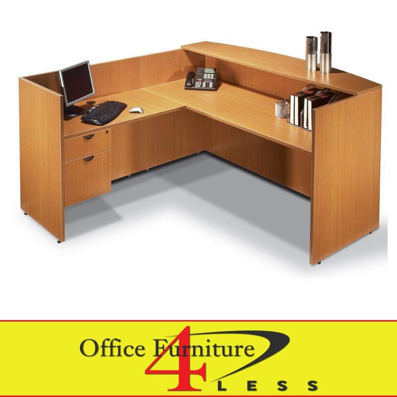 Reception L Shape Desk