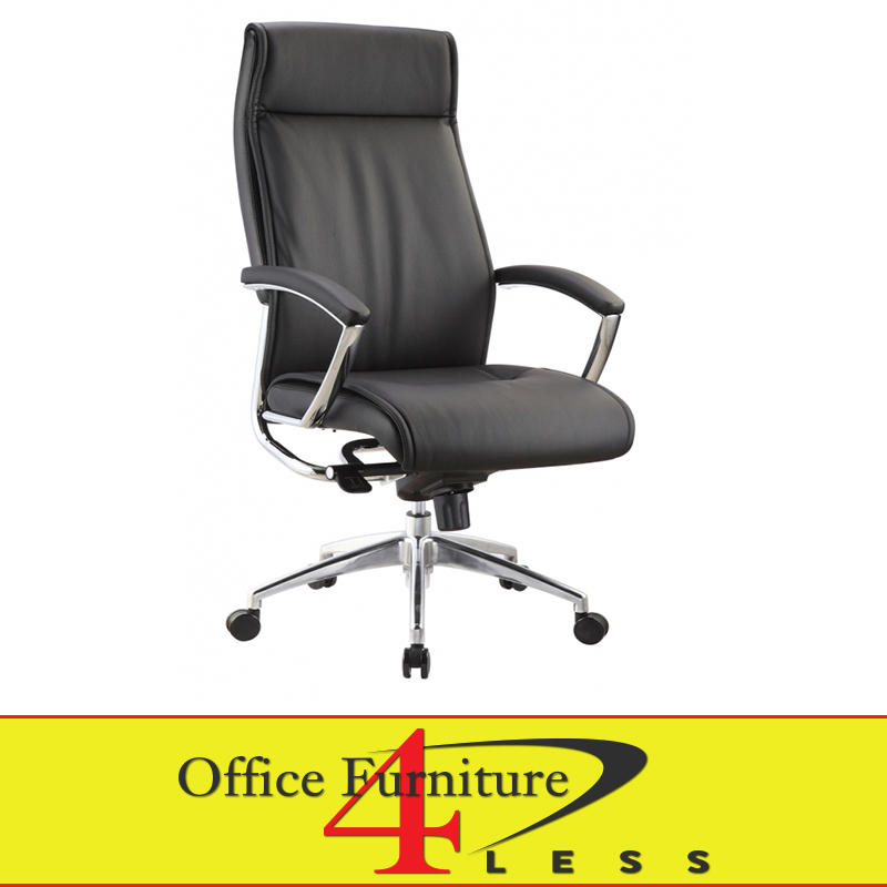 C 2103hb fa executive highback swivel chair office for Furniture 4 less