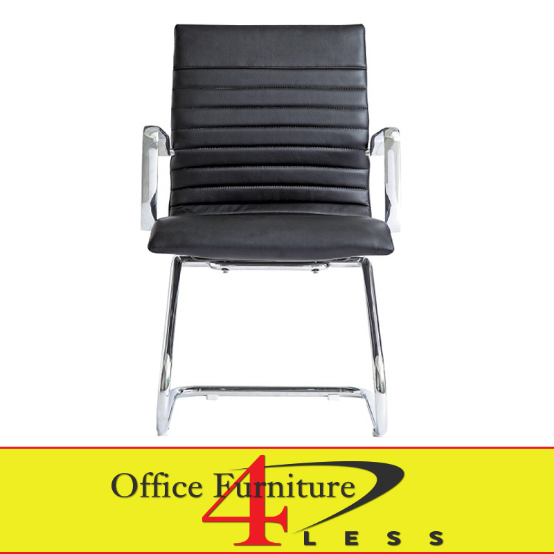 C 309gb Guest Chair Black Office Furniture 4