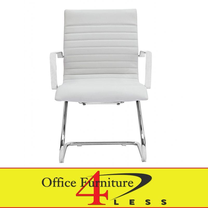 C 309gw Guest Chair White