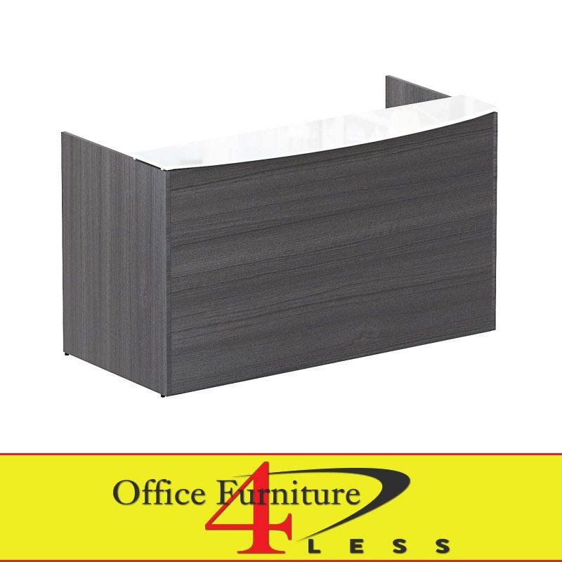 C P7236rd Gt W G Reception Desk