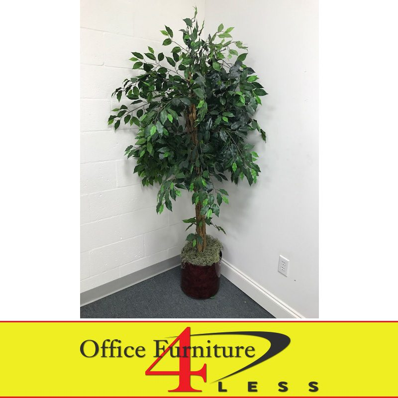 Rv Plants 1 Used Artificial Trees Office Furniture 4