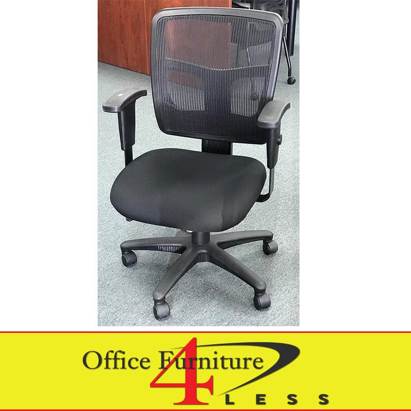 Used Mesh Back Swivel W Rachet Back Office Furniture